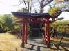 庭にある祠