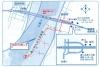 グライダー場までの地図