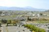 屋上からの画像長野市街地方面